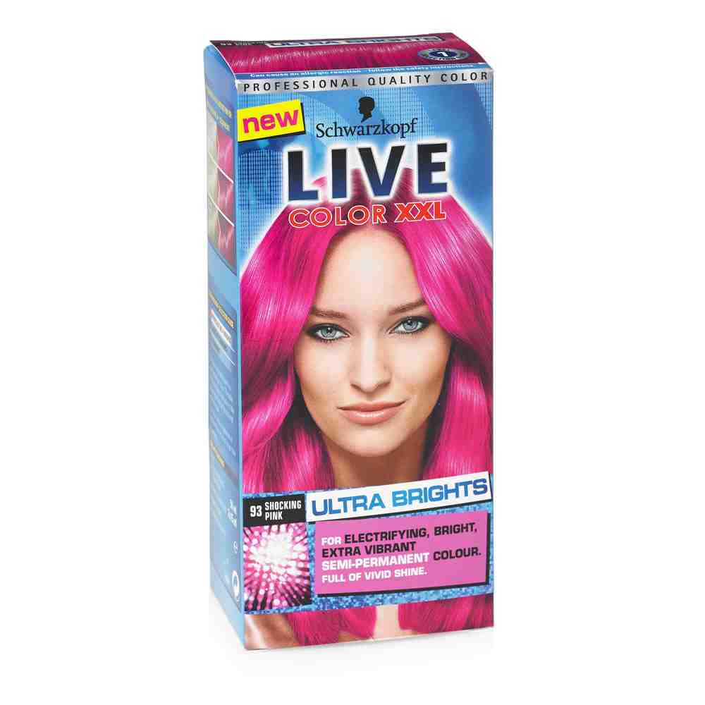 Colour To Dye For Hype My Hair