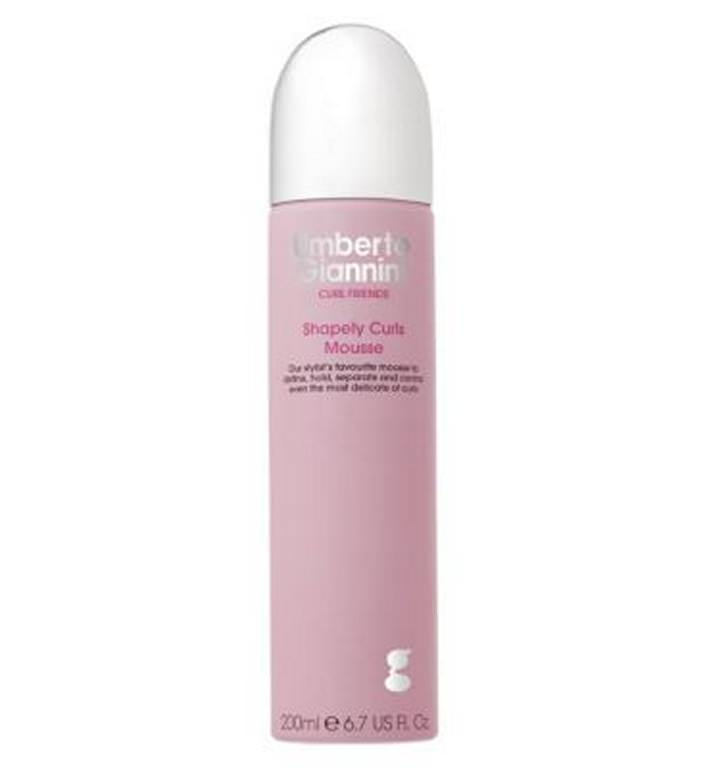 Umberto Giannini Shapely Curl Friends Mousse