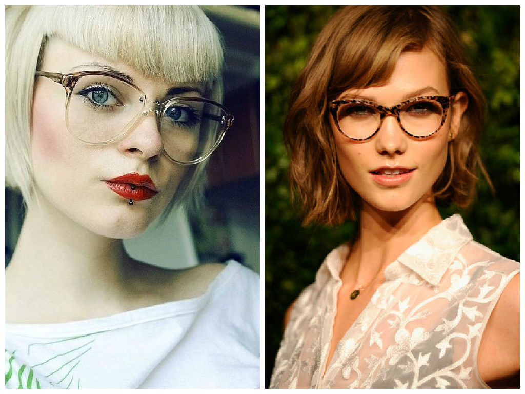 Short-Bangs-with-Glasses-Ideas